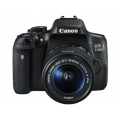 CANON EOS 750D BODY+18-135MM IS STMLENS