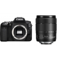 Canon EOS 90D 18-135mm F/3.5-5.6 Is Usm DSLR Fotoğraf Makinesi
