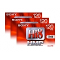 SONY 8MM Hİ8 120 KASET