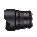 SAMYANG 10mm T3.1 APS-C VDSLR II WideAngle Cine