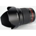 SAMYANG 16mm F/2.0 ED AS NCS CS APS-C WideAngle