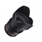 SAMYANG 16mm T2.2 APS-C VDSLR II WideAngle Cine