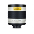 SAMYANG 500mm F/6,3 ED Mirrorless Telefoto