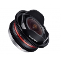 SAMYANG 7,5mm T3,8 Mirrorless Fisheye Cine (MFT Mount)