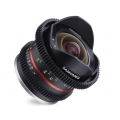 SAMYANG 8mm T3.1 Mirrorless Fisheye Cine
