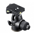 MANFROTTO - 468MGRC4 HYDROSTATIC BALL HEAD WITH RC4 RAPID CONNECT SYSTEM