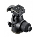 MANFROTTO - 468MGRC2 HYDROSTATIC BALL HEAD WITH RC2 RAPID CONNECT SYSTEM