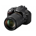 Nikon Digital Camera D5300 + 18-140 VR KİT
