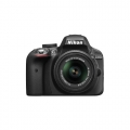 Nikon  D3300 kit 18-55mm VR ll Black